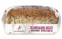 Scandalous Seeds with Caramelised Apple, Plum and Almond Butter