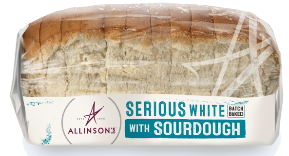 The Serious White with Sourdough